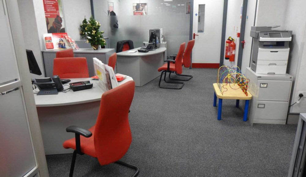 Santander. Carpet tiles by Smart Flooring