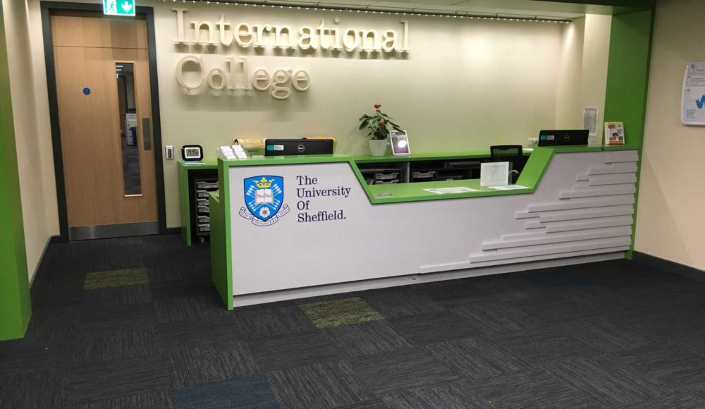 Modulyss Carpet tiles for UoS