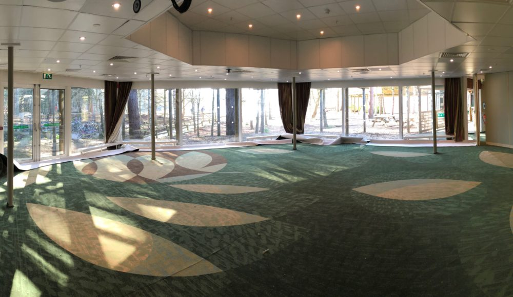 Ege Broadloom carpet