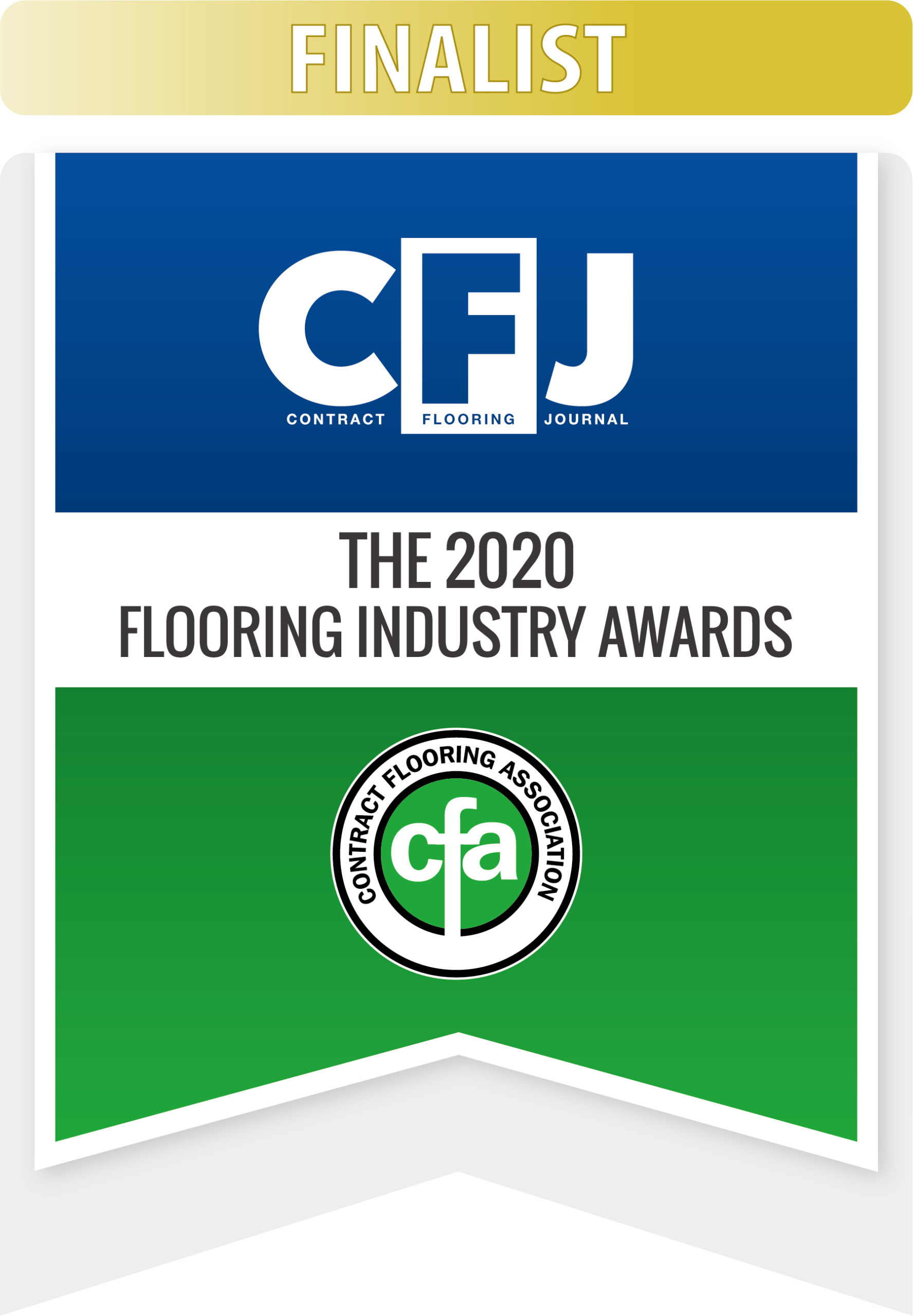 CFJ awards 2020 finalist logo